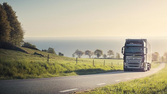 Insurance Financial Products Volvo Trucks Services