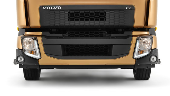 The Rear Underrun Protection systems on Volvo FL