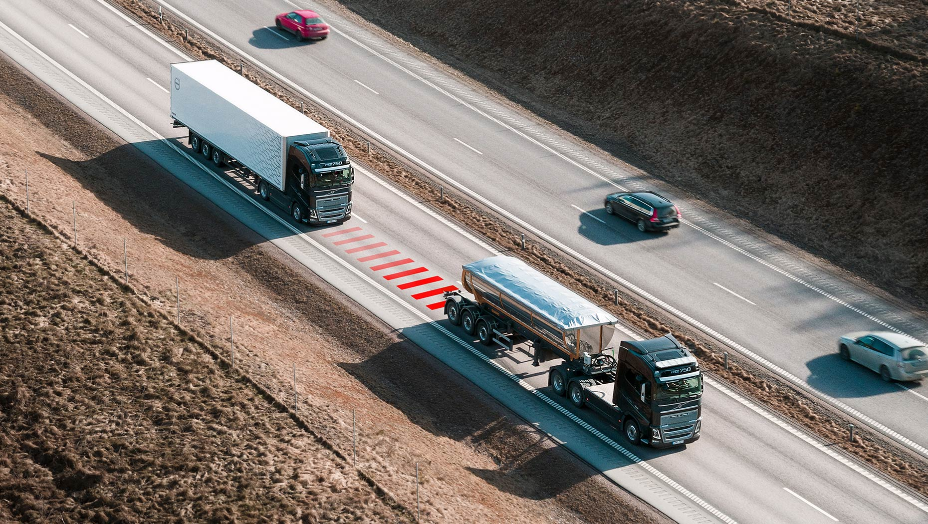 New safety solution from Volvo Trucks