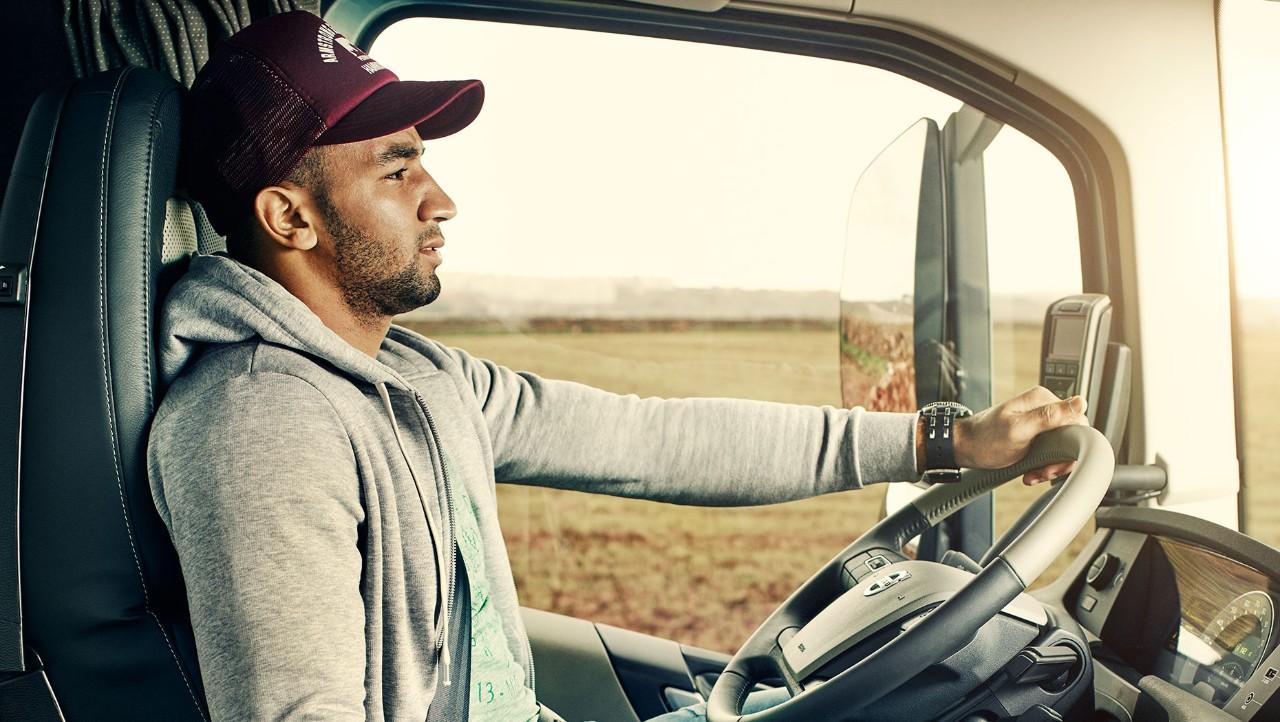 Volvo trucks login man driver